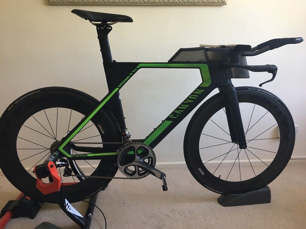 Canyon Speedmax CF SLX 9 0 Pro - as new | in Christchurch, Dorset | Gumtree