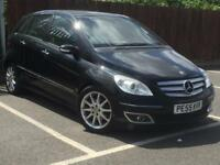 MERCEDES B180 CDI 2006 (55 REG) AUTOMATIC*£1999*LOW MILES*LONG MOT*CHEAP AUTOMATIC CAR*PX WELCOME*