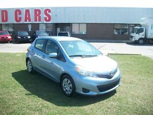 2012 Toyota Yaris LE ~ LOW MILEAGE ~ AUTO ~