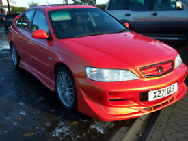 RARE ONE OFF HONDA ACCORD SHOW CAR TASTEFULLY MODIFIED PRISTINE CONDITION £2500