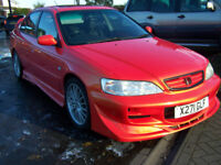 RARE ONE OFF HONDA ACCORD SHOW CAR TASTEFULLY MODIFIED PRISTINE CONDITION £1995