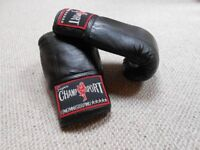 Super Champ Punch Mitts - size: medium