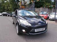 Ford Fiesta 1.4 TDCi Titanium 3dr LADY OWNED £20. TAX YEAR