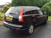 Diesel Honda CRV. Well cared for. Good condition and drives well.