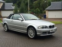 *** BMW 318ci convertible 2003 swap px ***