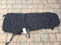 Heated car massaging seats for sale X 2