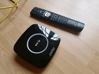 BT Youview Tv Box With All Cables