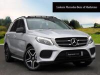 Mercedes-Benz GLE Class GLE 250 D 4MATIC AMG LINE PREMIUM (silver) 2016-08-11