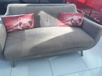 Free furniture for immediate collection -2xsofa,ikea daybed, armchair, coffee table ,TV console