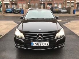 Mercedes Benz C Class diesel 2012 top Condition with Mot