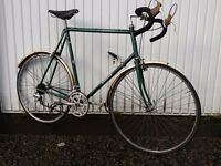 Vintage 1981 Dawes Renown Touring Road Bike Reynolds 531 Frame