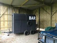 Catering - Mobile Bar - Horsebox
