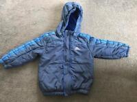 Boys coats size 3-4