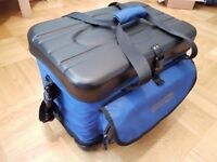 Heavy duty travel luggage / bag for fishing, photography, food, DIY etc.
