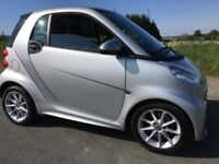 2013 smart 451 forwo passion 27,500 miles fsh