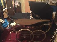 Vintage Wilson Pram / Elvis Mirror / Chairs / have a look!!!!