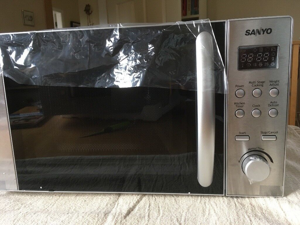 Microwave Oven For Caravan Or Home New In Bedale North Yorkshire