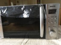 Brand New & Boxed Sanyo Microwave Oven for caravan or home