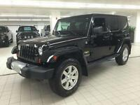 2013 JEEP WRANGLER UNLIMITED 15 000 KILO  WOW