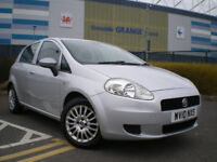 Fiat Punto 1.4 Sound 5dr Hatchback * FULL MOT * Full SERVICE HISTORY * 3 Months WARRANTY