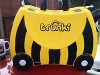 Trunki ,children's traveling case