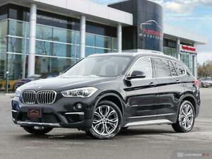 2017 BMW X1 xDrive28i Nav Panromaic Roof Camera