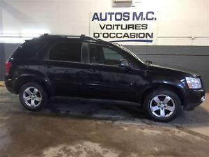 2006 Pontiac Torrent AWD,full,toit (garantie 1 an)