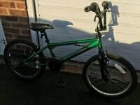 DIAMOND BACK BMX Metallic Green