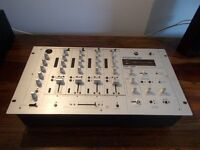 STANTON RM100 4 CHANNEL MIXER SUPERB CONDITION