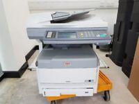 Oki Multi-Function Office Printer/Scanner