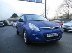2009 Hyundai i20 1.2 Classic 3dr comes with mot till 18th january 2019 looks and drives excellent
