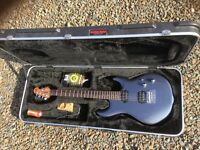 MusicMan Luke 3 active circuit guitar