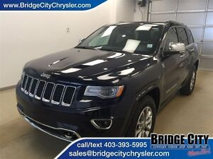 2014 Jeep Grand Cherokee Overland- *Eco- Diesel* Fuel economy, L