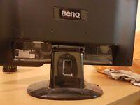 "19.5"" Barely used BenQ monitor GL2023-BA"