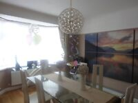 Dining table, console table and coffee table set