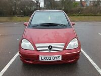 2002 AUTOMATIC START N DRIVE SPARE N REPAIR MOT ONLY £350