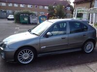 MG ZR 120 TROPHPY 2005 [LOST KEYS NONE STARTER SPARES OR REPAIR]