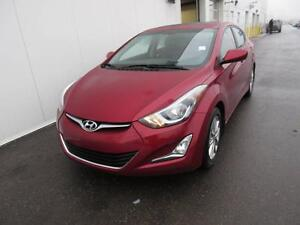 2014 Hyundai Elantra GLS Roof/BackupCam/Heated Seats