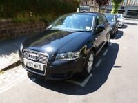 2007 Audi A3 Black Special Edition Hatchback 3 door 1.6 Petrol Manual 2 keys Low Mileage Audi alloys