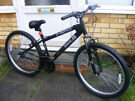 """BOYS 26"""" WHEEL JUMP BIKE 14"""" FRAME IN GREAT WORKING CONDITION AGE 10+"""