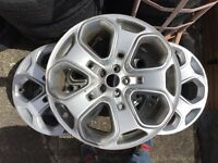 Ford Mondeo 20 inch MS Design wheels