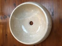 Marble Wash Basin - Brand New - High Quality