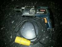 Hi for sale Bosch ubh 2-20 se 110 v hamer drill in used condition! Can deliver or post! Thank you
