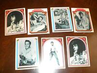 Collection of Elvis Presley cards