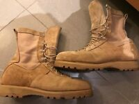 Belleville USA military grade gore tex boots size UK 10.5 us 11. Made in USA