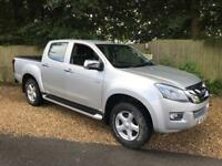 Izuzu d max double cab pick up low millage