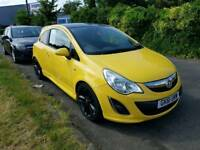 Vauxhall Corsa 1.2 limited edition low mileage