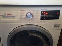 Bosch serious 6 washer dryer