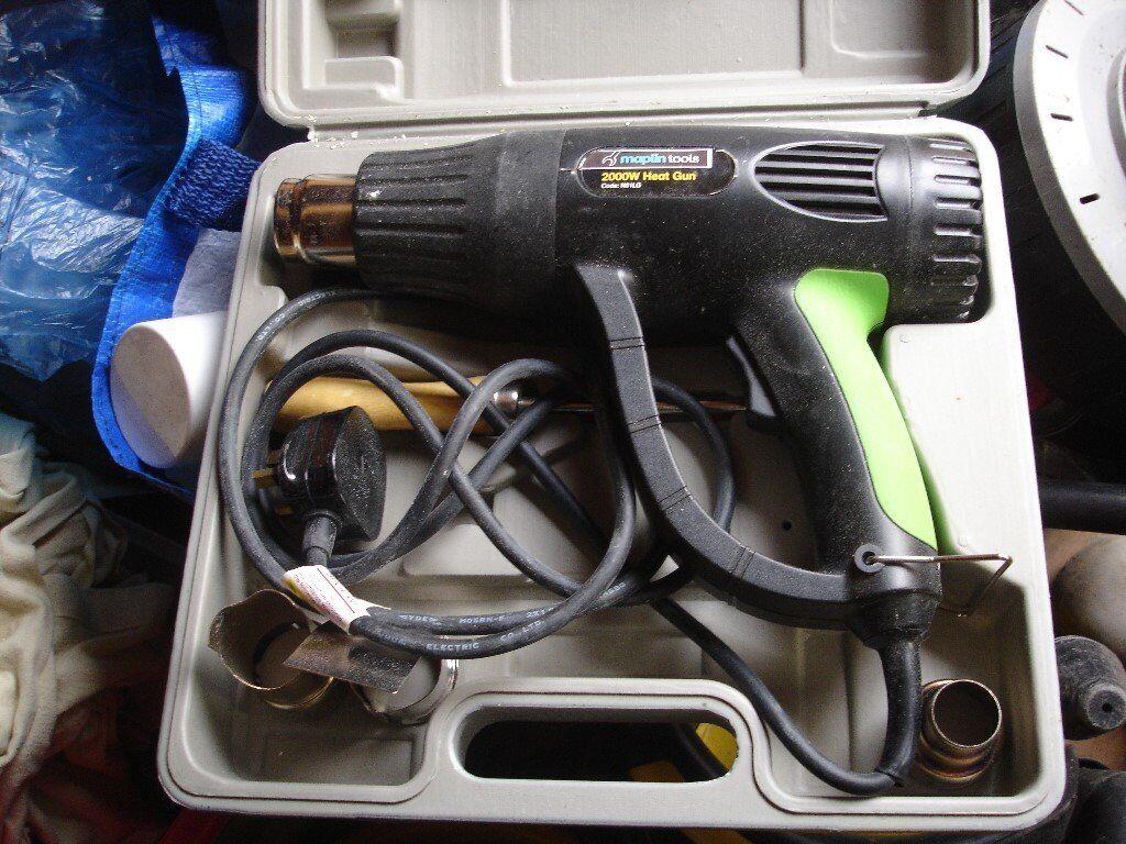 Maplin Heat Gun