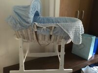 Baby bundle/Moses baskets/chair/clothes